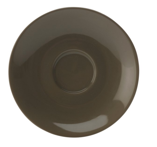 Maxwell & Williams Cafe Culture Demi Saucer - Black (12cm)
