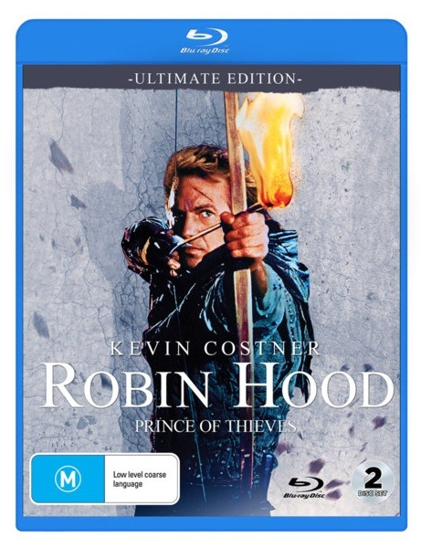 Robin Hood: Prince Of Thieves - Ultimate Edition on Blu-ray