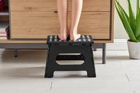 Ovela: Kids Stepping Stool - Black