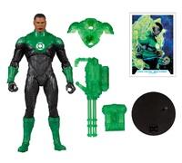 "DC Multiverse: Green Lantern (John Stewart) - 7"" Action Figure"