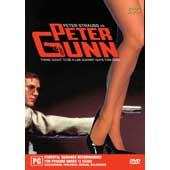 Peter Gunn on DVD
