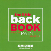 The Little Back Book by Joan Sauers image