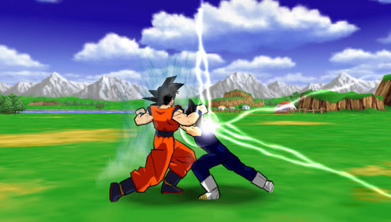 Dragon Ball Z: Shin Budokai (Essentials) for PSP image