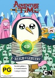 Adventure Time: Reign of Gunters - Collection 7 on DVD