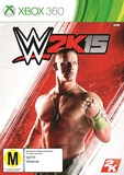 WWE 2K15 for Xbox 360