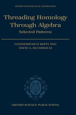 Threading Homology through Algebra by Giandomenico Boffi