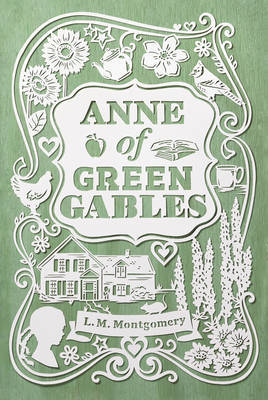 Anne of Green Gables by Lucy Montgomery image