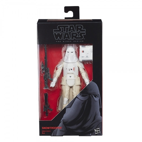 "Star Wars The Black Series: 6"" Snowtrooper image"