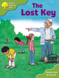 Oxford Reading Tree: Stage 6 and 7: Storybooks: the Lost Key by Roderick Hunt image
