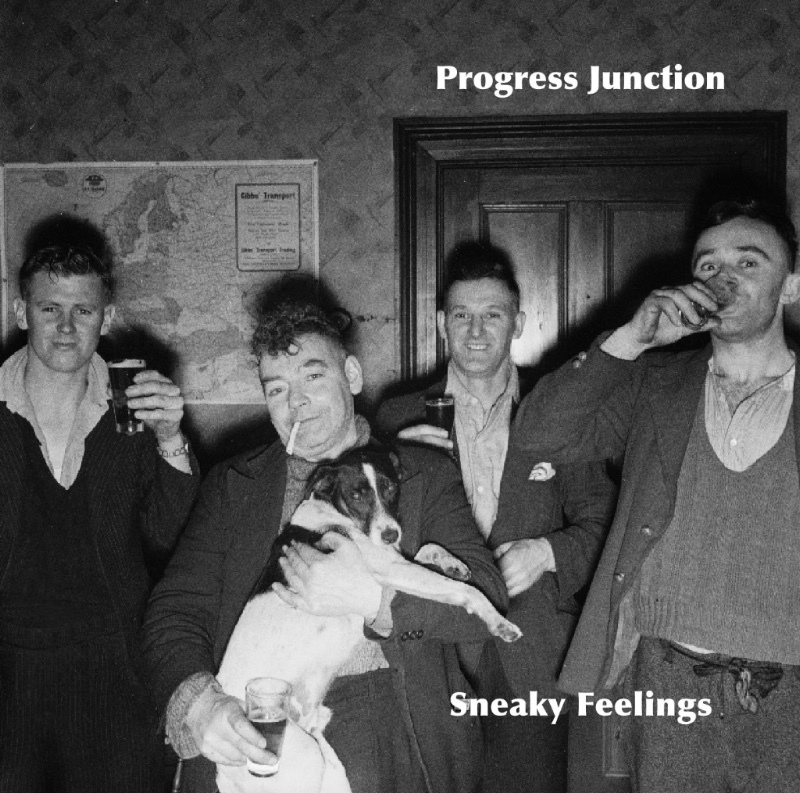 Progress Junction by Sneaky Feelings image