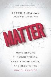 Matter by Peter Sheahan