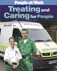 Treating and Caring for People by Jan Champney image