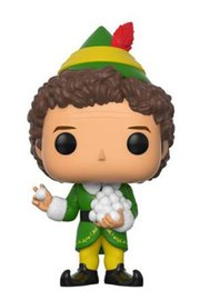 Elf - Buddy (With Snowballs) Pop! Vinyl Figure
