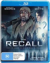 The Recall on Blu-ray