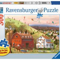 Ravensburger : Let's Fly Puzzle Large Format 300pc