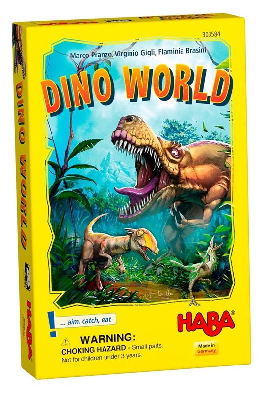 Dino World - Children's Game
