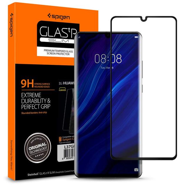 Spigen Huawei P30 Pro Premium Tempered Glass Screen Protector