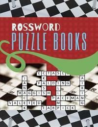 Rossword Puzzle Books by Samurel M Kardem