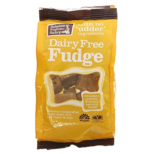 Fdabulous Freefrom Factory: Dairy Free Vanilla Fudge
