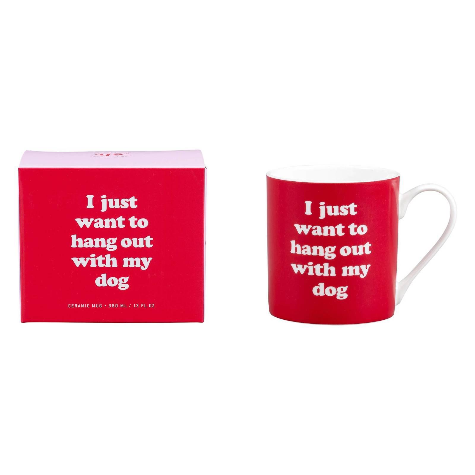 Yes Studio: Ceramic Mug - Dog image