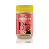 Macro Mike PB+ Powdered Peanut Butter - Dark Chocolate (180g)