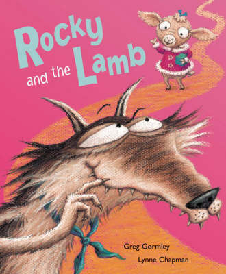 Rocky and the Lamb by Greg Gormley image
