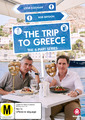 The Trip To Greece: The Complete Series Version on DVD