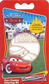 Cars Disney Creative Colouring Kit image