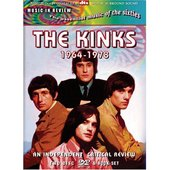 Kinks, The 1964-1978 (2DVD + Book) on DVD