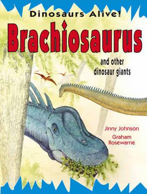 Brachiosaurus by Jinny Johnson