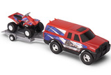 Tonka: ATV Off-Road Adventure Set - Red