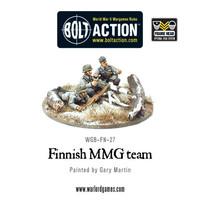 Finnish Army - MMG team