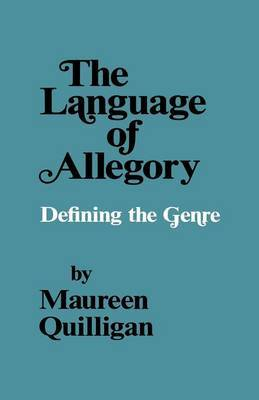 The Language of Allegory by Maureen Quilligan image