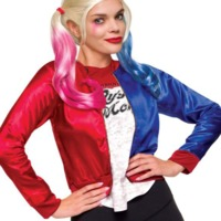 Suicide Squad Harley Quinn Costume Set (Small)