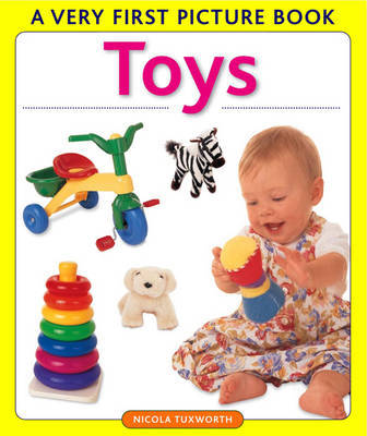 Toys by Nicola Tuxworth