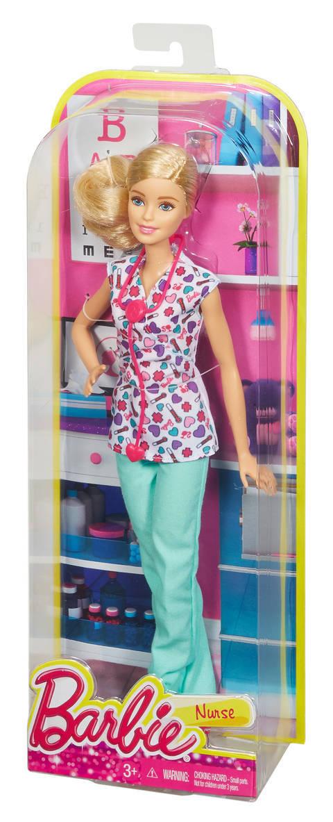Barbie Careers: Nurse image
