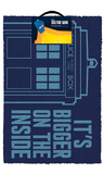 Doctor Who: Tardis - Doormat