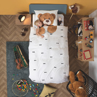 Snurk: Quilt Cover Set Teddy - King Single
