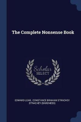 The Complete Nonsense Book by Edward Lear