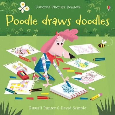 Poodle Draws Doodles by Russell Punter