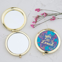 Natural Life: Compact Mirror - You Are So Loved