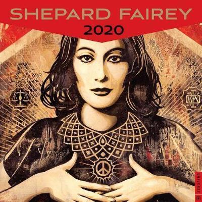 Shepard Fairey 2020 Square Wall Calendar