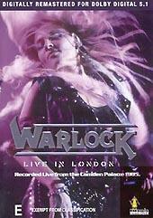 Warlock - Live on DVD