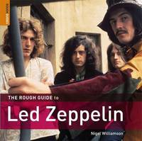 The Rough Guide to Led Zeppelin by Nigel Williamson image