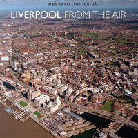 Liverpool: From the Air by Jonathan C.K. Webb image