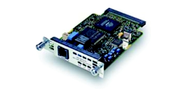 Cisco WIC-1ADSL= - 1-port ADSL WAN Interface Card image
