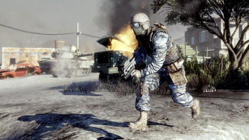 Battlefield: Bad Company 2 (Platinum) for PS3 image