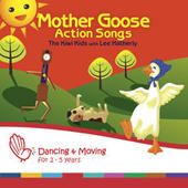 Mother Goose Action Songs by The Kiwi Kids with Lee Hatherly
