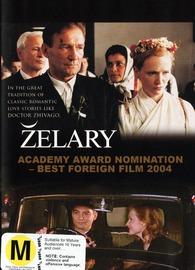 Zelary on DVD image