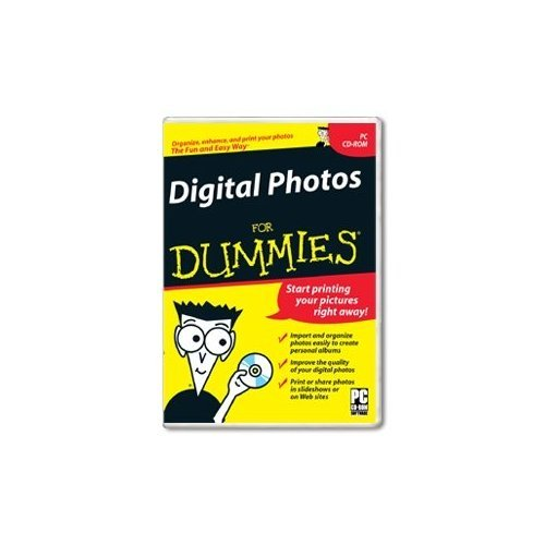 Digital Photos For Dummies